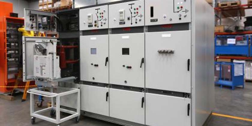 Industrial Switchboard Lumin8 Electrical Electrician